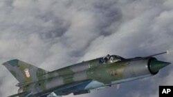 بیلارس میں لڑاکا طیارے کو حادثہ، دو پائلٹ ہلاک