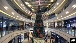 Autoridades estadounidenses aconsejan limitar la asistencia a lugares públicos como centros de culto y centros comerciales en la capital de Pakistán durante las fiestas navideñas.