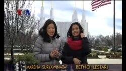 Perayaan Natal di Amerika (Bagian 1) - Dunia Kita