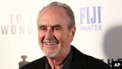 "Wes Craven menghadiri pemutaran perdana film ""To The Wonder"" di Los Angeles, 2013."