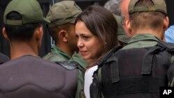 Machado publicó en su cuenta de Twitter la citación del Ministerio Público.