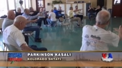 Parkinson kasali va badantarbiya
