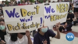 Thailand Anti-Government Protests Mount as Youth Demand Change