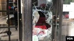 Malgré les scènes de violence, de nombreuses manifestations sont restées pacifiques