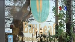 Restoran Bay Leaf - Liputan Feature VOA