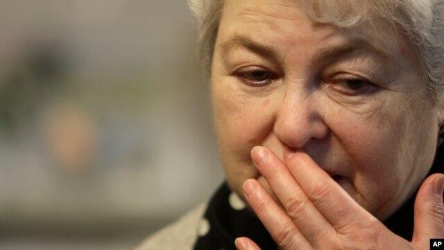 Марина Филипповна Ходорковская