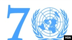 This is the 70th session of the United Nations General Assembly