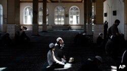 O'sh shahridagi masjidlardan biri