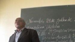 Greve de professores no Kwanza Sul - 2:42