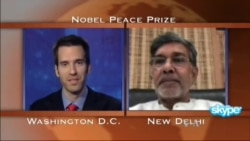 ON THE LINE: Nobel Peace Prize