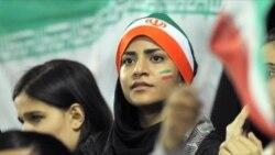 میارزه زنان ایران برای حضور در سکوهای ورزشگاهها
