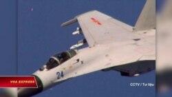 Trung Quốc đưa chiến đấu cơ đến Hoàng Sa