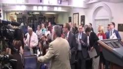 炸彈威脅迫使白宮記者會和國會聽證中斷
