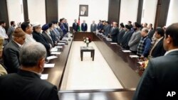 Taron Sasanta Rikicin Kasar Afghanistan