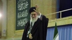 آیت الله خامنه ای: ایران آرام است و با هیچ بحرانی رو به رو نیست