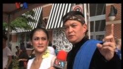 Hedi Yunus dan Festival 'Made In Indonesia'