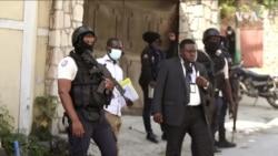 海地繼續搜捕刺殺總統的嫌疑人