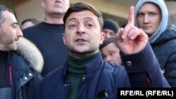 Prezidentliyə namizəd Vladimir Zelenski