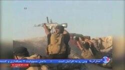 سقوط هواپیماهای جنگی عراق در شمال رمادی