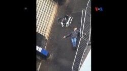 Matan a presunto terrorista en París
