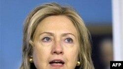 Clinton: 'Koşullar Pazarlığa Açık Değil'
