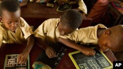 Sanaba Kaba Ministre guinéenne de l'Action Sociale jointe par Nathalie Barge