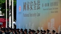香港美國商會會長:國安法界限模糊人才流失已開始