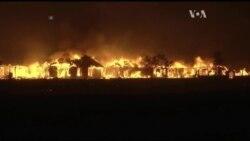Апокаліптичні картини лісових пожеж у Каліфорнії. Відео