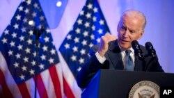 """El vicepresidente de EE.UU. mencionó también que los """"políticos tóxicos"""" en esta campaña rumbo a la Casa Blanca podrían dañar las relaciones con el hemisferio."""