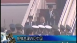 朝鲜内阁总理崔永林访华
