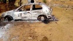 Des hommes armés tuent 8 civils au Burkina