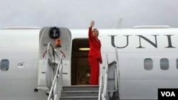 La secretaria de Estado, Hillary Clinton, se reunirá con autoridades chinas para preparar la visita del presidente Hu Jintao, a Estados Unidos, en enero.