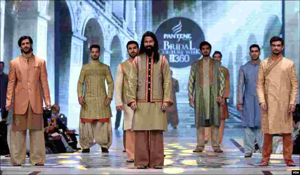 امیر عدنان کے ملبوسات