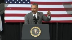 اوباما در دهمین سالگرد توفان کاترینا: نیو اورلئان نمونه بارز ایستادگی است
