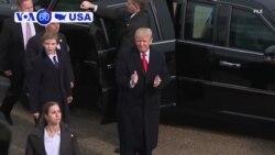 Manchetes Americanas 5 fevereiro: Procuradores exigem receber documentos referentes ao comité de tomada de posse do presidente Trump