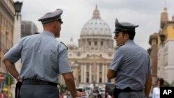 Фінансова поліція Ватикану