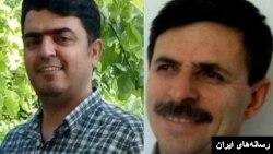 اسماعیل عبدی و محمود بهشتی، فعالان صنفی معلمان