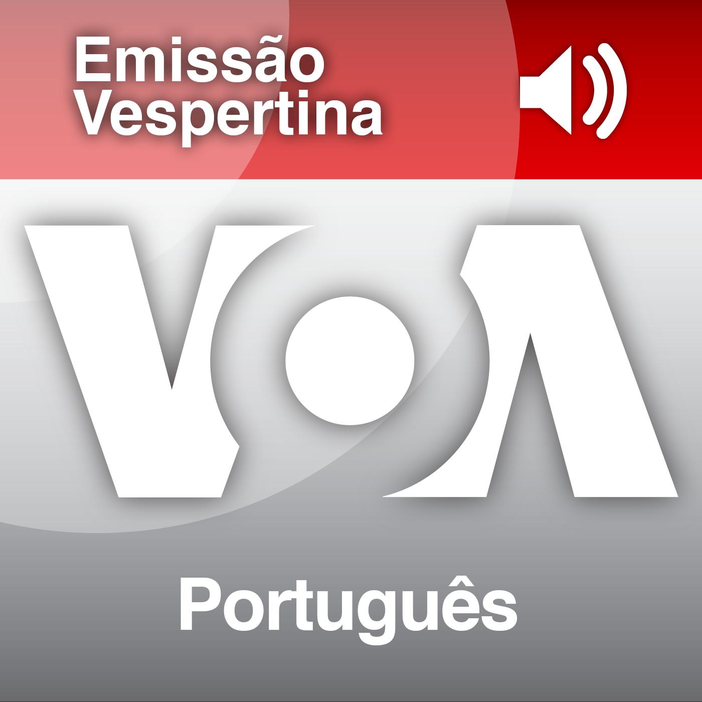 Emissão Vespertina - Voz da América. Subscreva o serviço de Podcast da Voz da América
