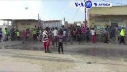 "Manchetes Africanas 26 Agosto 2016 #Somália #Zimbabué, #Pistorius #""BokoHaram"