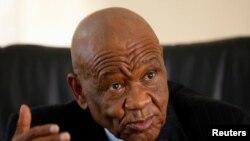 Aliyekuwa Waziri Mkuu wa Lesotho Thomas Thabane