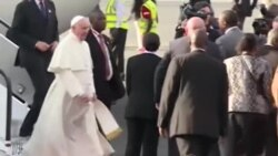 Le Pape François à Nairobi