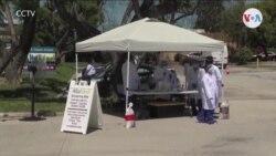 Florida rompe récord por contagio, en Estados Unidos