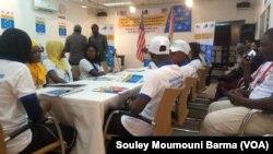 Taron 'yan jarida a Nijer