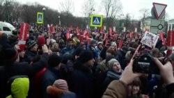 «Забастовка избирателей» в Санкт-Петербурге