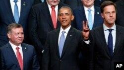 El Presidente de EE.UU, invitó a las naciones a sumarse a su gobierno en un debate más amplio sobre la cooperación.