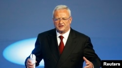 Martin Winterkorn resigned this week as head of Volkswagen.