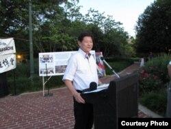 吴建民在华盛顿纪念六四26周年活动中讲话(2015年6月4日)