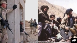 امریکا به د تاریخ کندې ته واچوو، طالبان