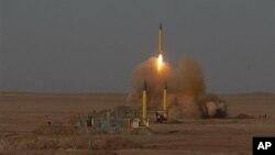 Testiranje rakete na nepoznatoj lokaciji u Iranu