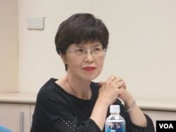 台湾中山大学政治系教授廖达琪